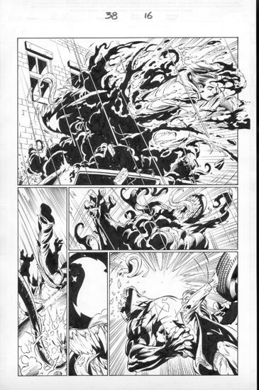 Ultimate Spiderman #38 page 16