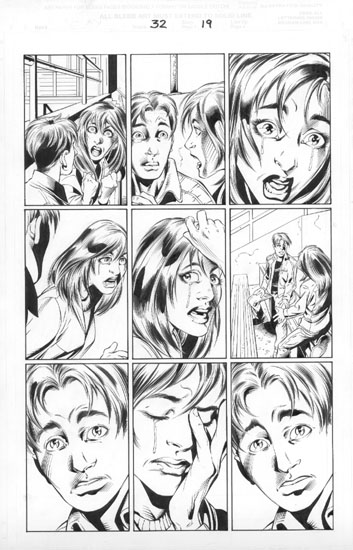 Ultimate Spiderman #32 page 19