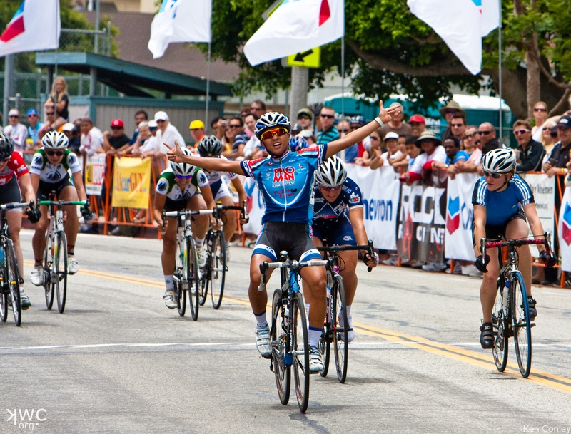 Manhattan Beach Grand Prix 2009 - Women, (c) Ken Conley