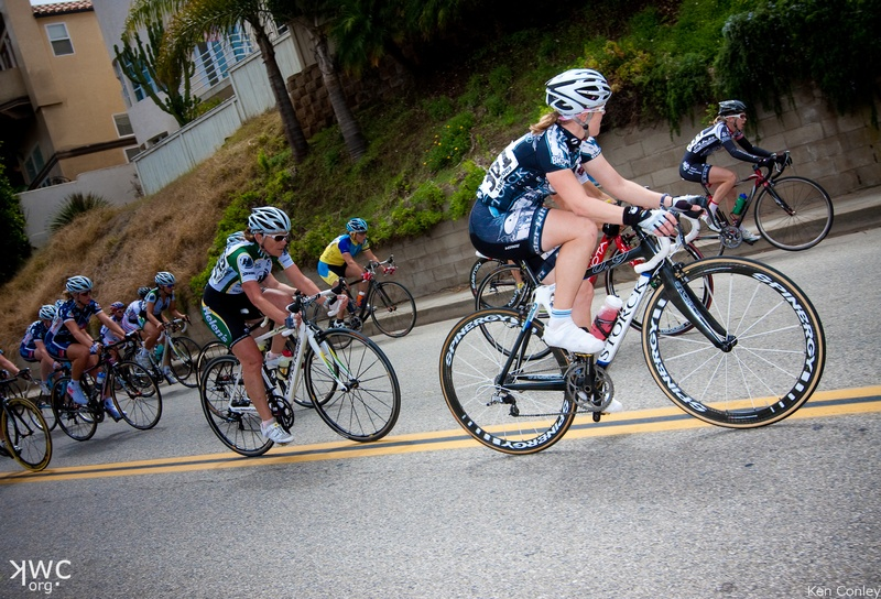 Manhattan Beach Grand Prix 2009 - Women - Cycling Photos