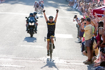 Lance Armstrong Wins, (c) Ken Conley