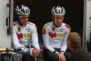 Hincapie Wiggins and Stapleton, (c) Ken Conley