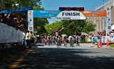 Sprint Finish in Savannah - (c) Ken Conley
