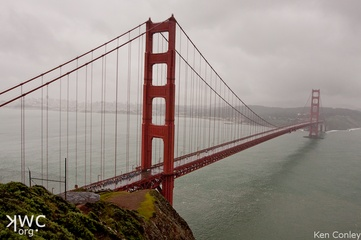 Golden Gate Bridge, (c) Ken Conley