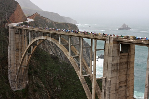 Bixby Bridge, (c) Ken Conley