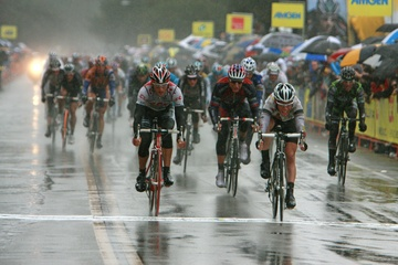 Cavendish Takes the Bunch Sprint, (c) Ken Conley