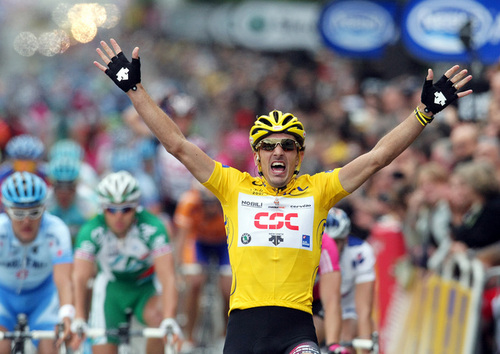 Cancellara Wins - DOMINIQUE FAGET/AFP/Getty Images