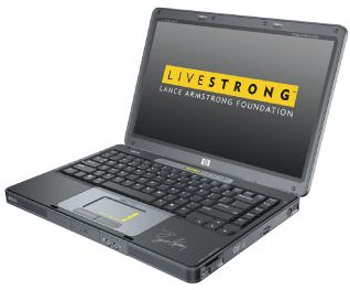 livestrong laptop
